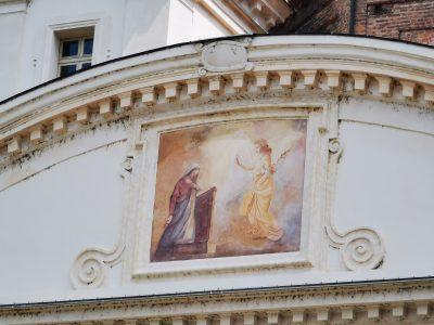 Arcangelo Gabriele Chiesa Madonna del Pilone