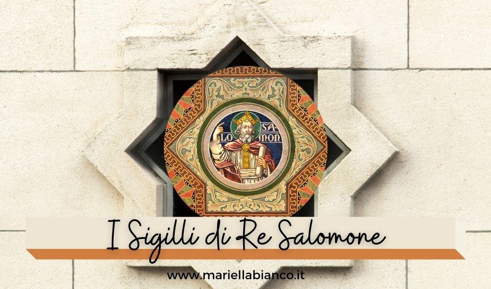 SEMINARIO I SIGILLI DI RE SALOMMONE